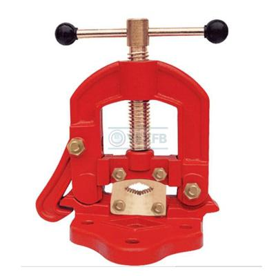 Non Sparking Pipe Vise,Self Locking - OY6301