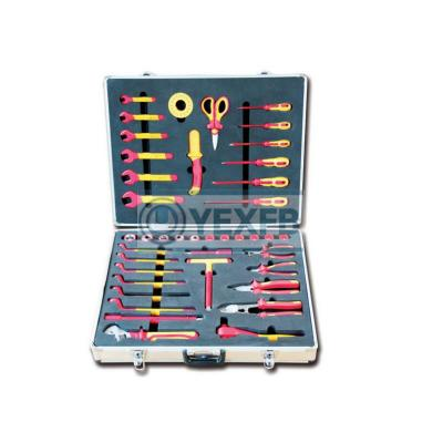 Injection Electrician Insulated Tool Kits, 41 PCS, 1000 V, IEC/En60900