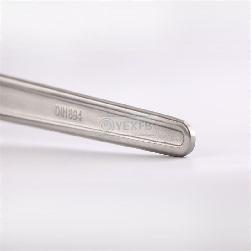 Stainless Steel Tools Open End Wrench - OY68103
