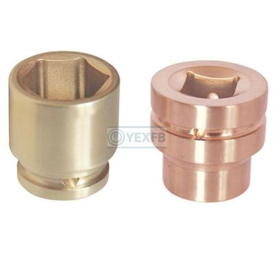 "Non Sparking Impact Socket 1-1/2"" Drive , 6Point -OY6110A"