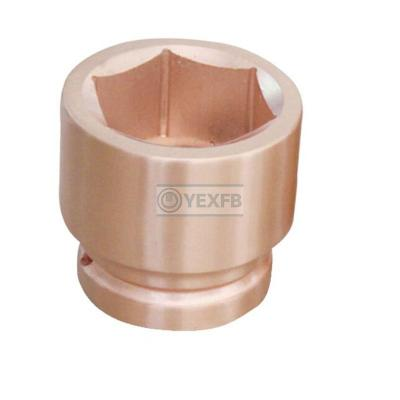 "Non Sparking Impact Socket 1-3/16"" Drive , 6Point -OY6109"